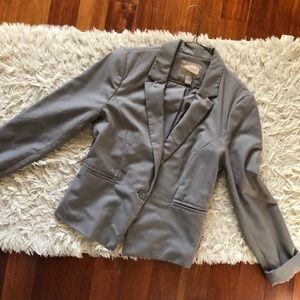 FOREVER21: Gray blazer- Perfect for Work